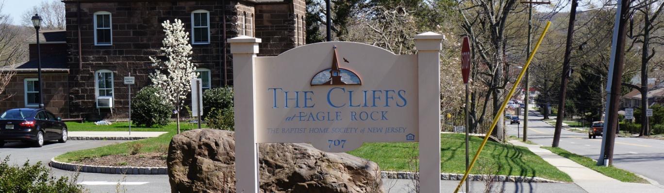 Cliffs Front Entrance